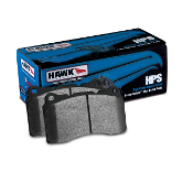 HAWK HPS BRAKE PADS, HONDA CIVIC R18 13-15 (FRONT)
