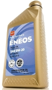 ENEOS SYNTHETIC 3230300 MOTOR/ENGINE OIL (5 QUART) 0W-20